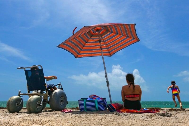 Passeios acessíveis para deficientes físicos em Miami