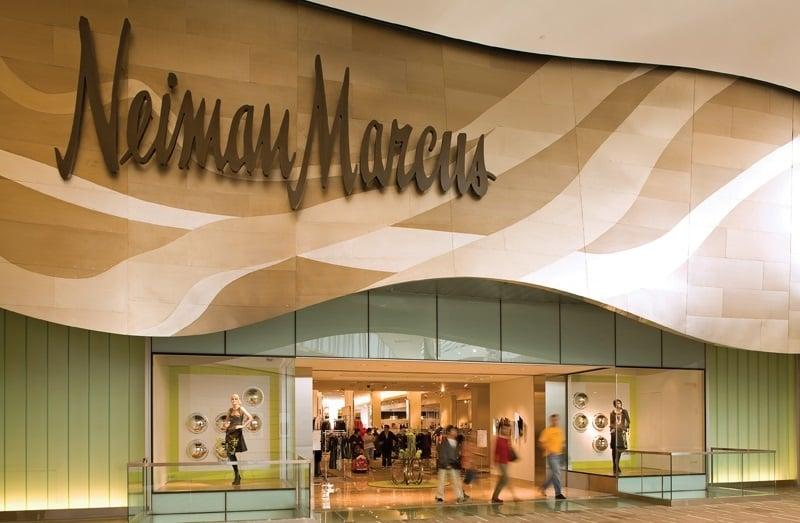 Preços na loja Neiman Marcus em Miami