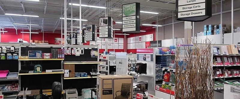 Comprar itens escolares e mochilas na Office Depot em Miami