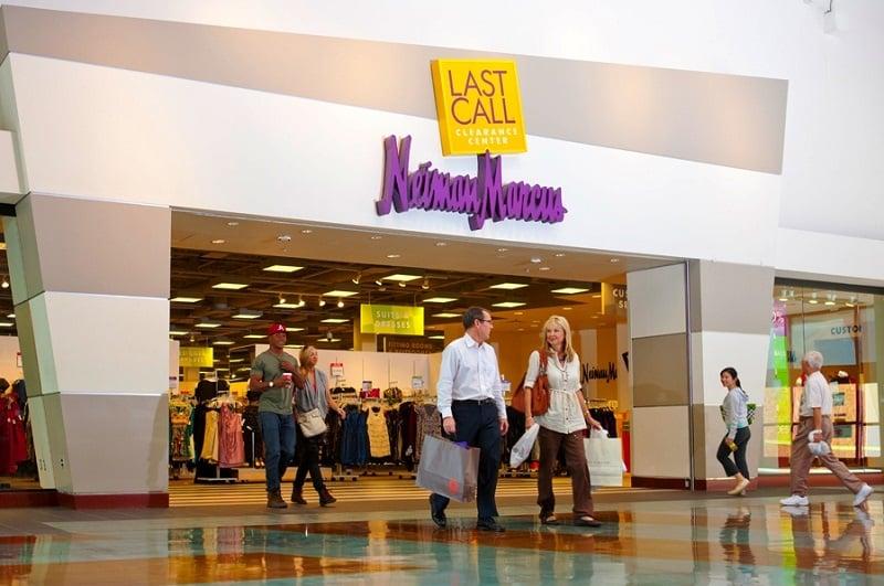 Compras no Outlet Call Neiman Marcus na Flórida