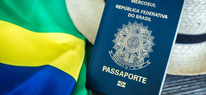 Renovação de passaporte brasileiro