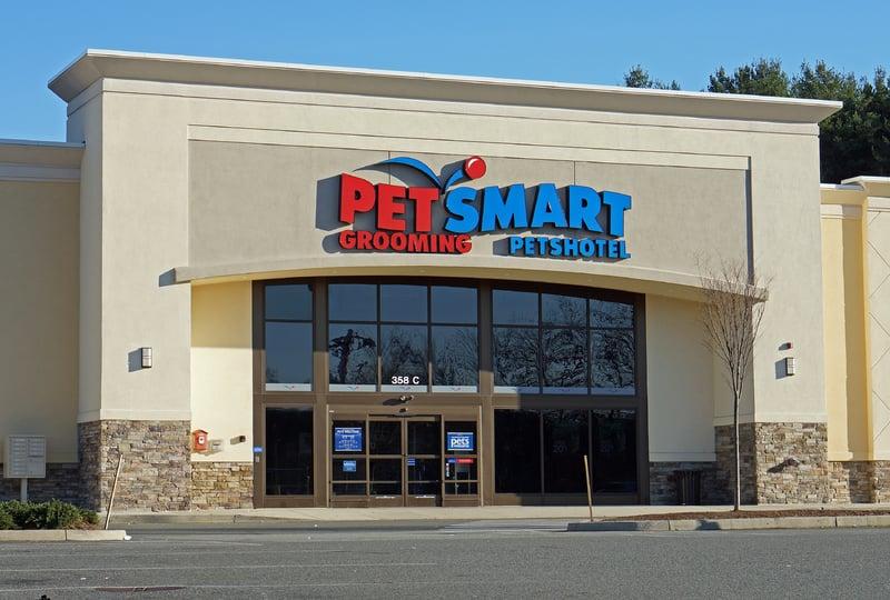Pet Shop Pet Smart em Miami