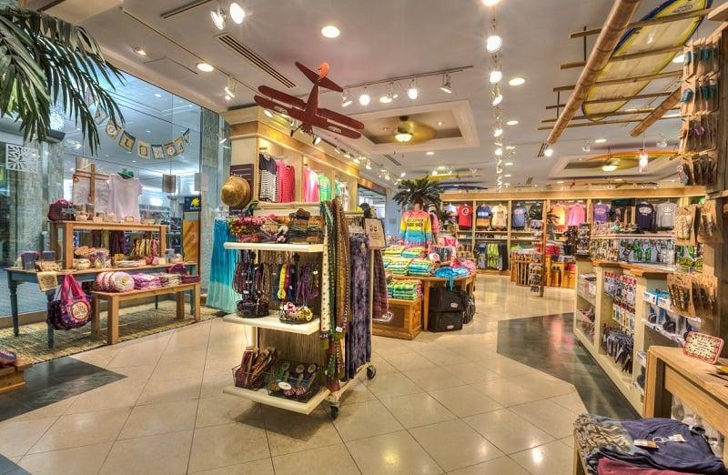 Loja Ron Jon Surf Shop para comprar coisas de surf em Miami