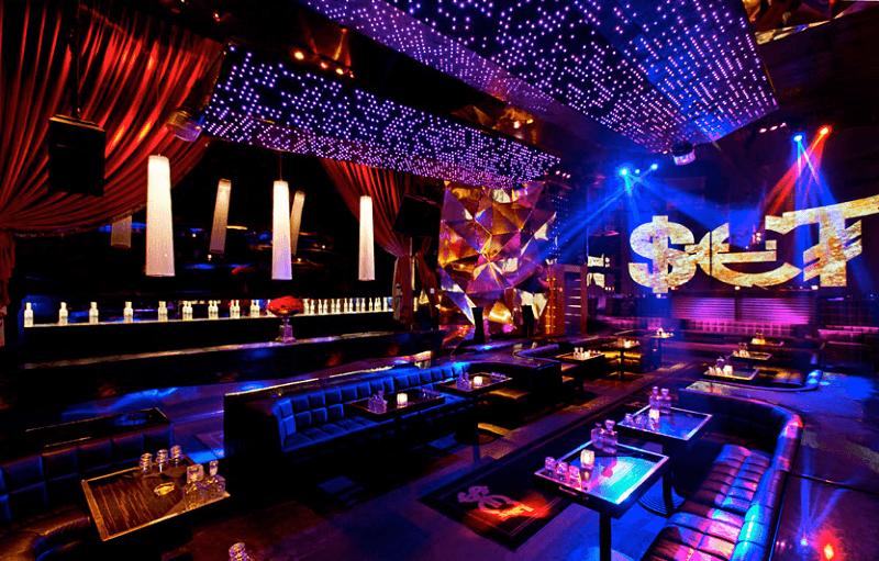 Preços na balada SET Nightclub em Miami