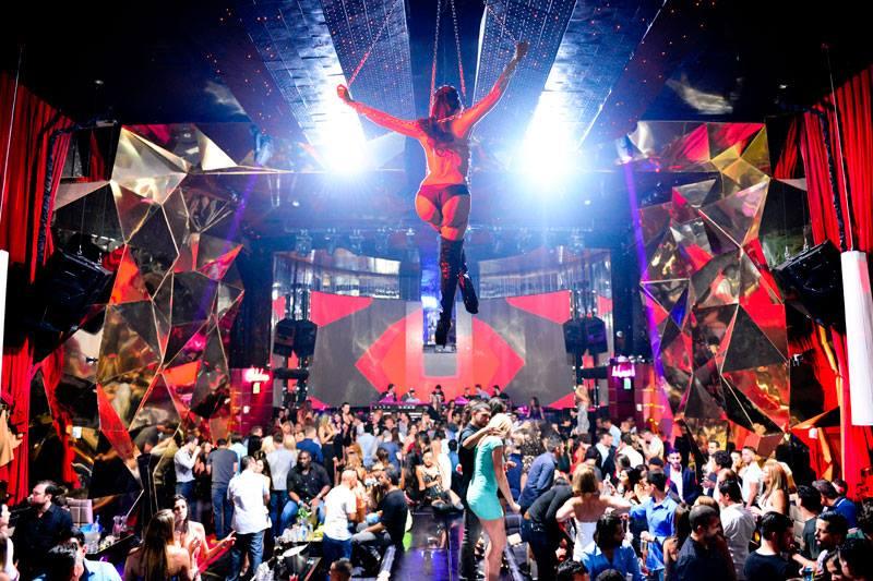 Músicas na balada SET Nightclub em Miami