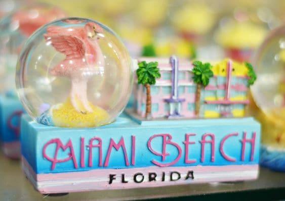 Lojas para comprar presentes e souvenirs em Miami