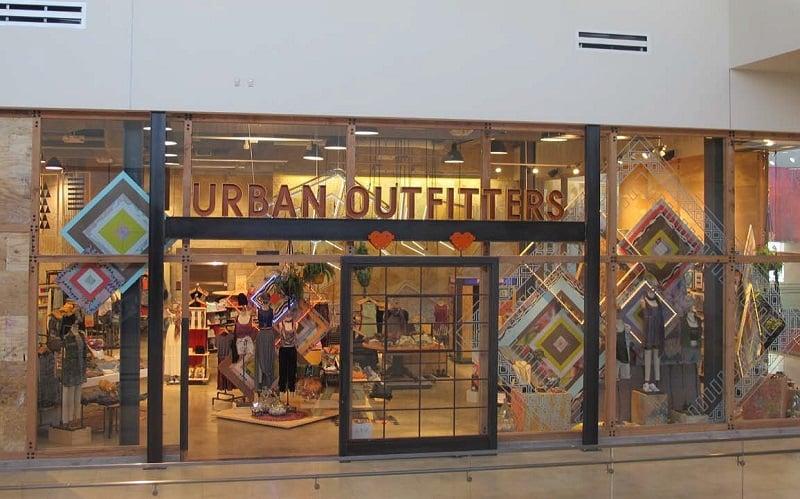 Loja Urban Outfitters em Miami