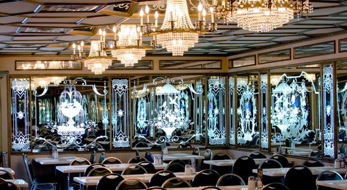 Versailles restaurante em Little Havana em Miami