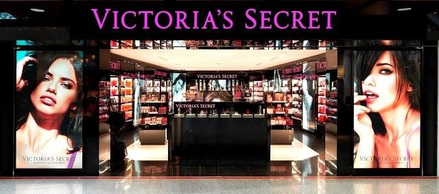 Loja de maquiagem e beleza Victoria's Secret em Miami