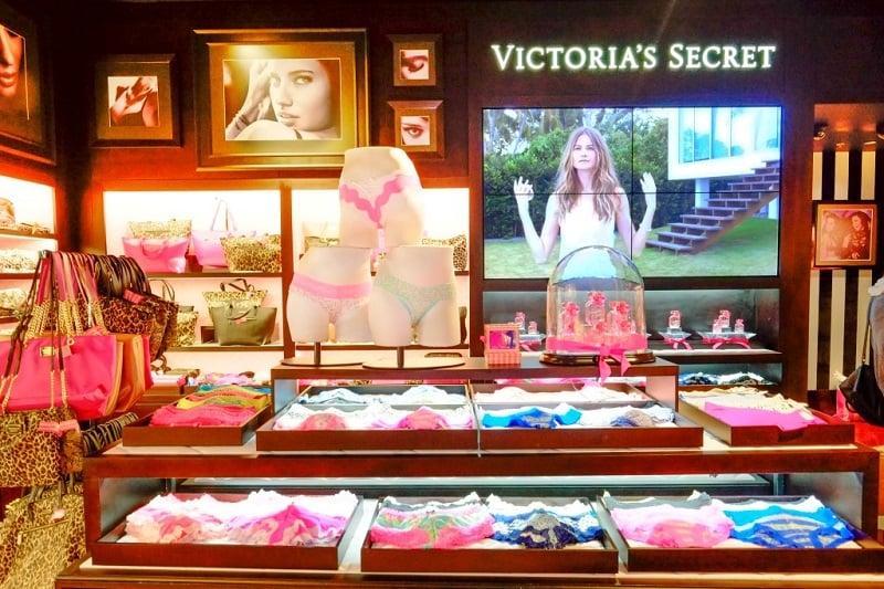 Comprar calcinhas, sutiãs e lingeries na Victoria's Secret Miami