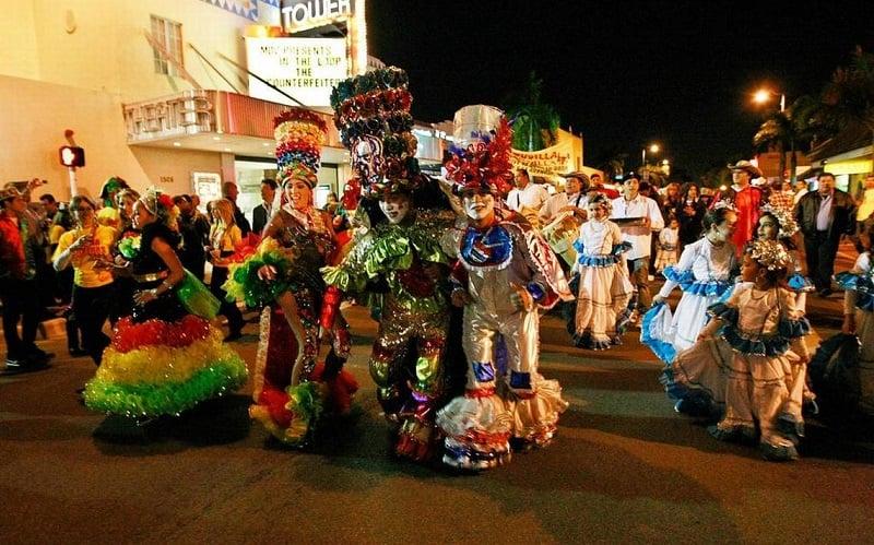 Viernes Culturales em Little Havana em Miami