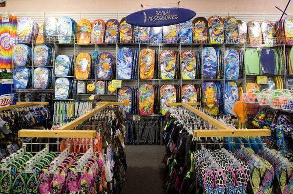 Loja de presentes e souvenirs Wings em Miami