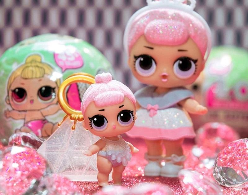 Compras de bonecas em Miami