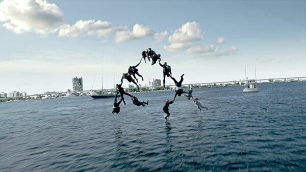 Filme Homem de Ferro 3 em Miami