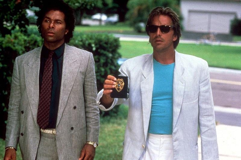 Seriado Miami Vice em Miami