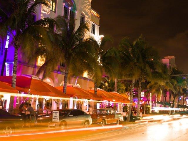 O que fazer a noite em Miami