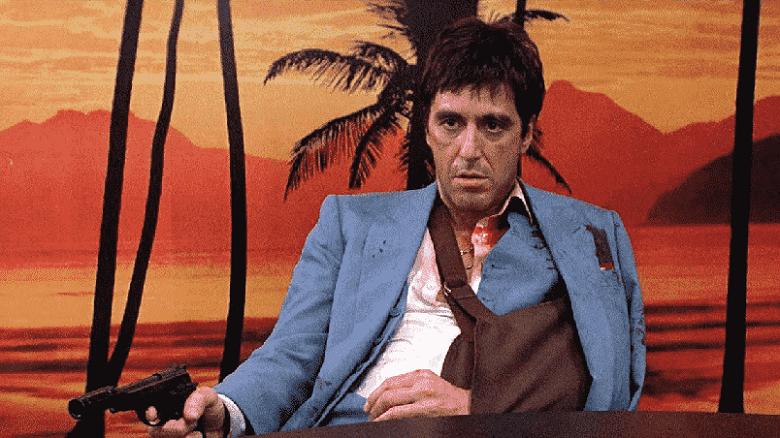 Filme Scarface em Miami