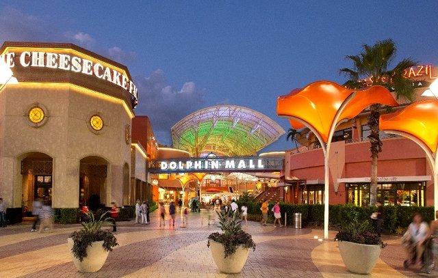 10 shoppings de luxo em Miami