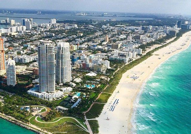 10 lugares de South Beach em Miami