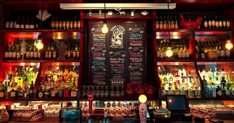 Restaurantes em Española Way em Miami