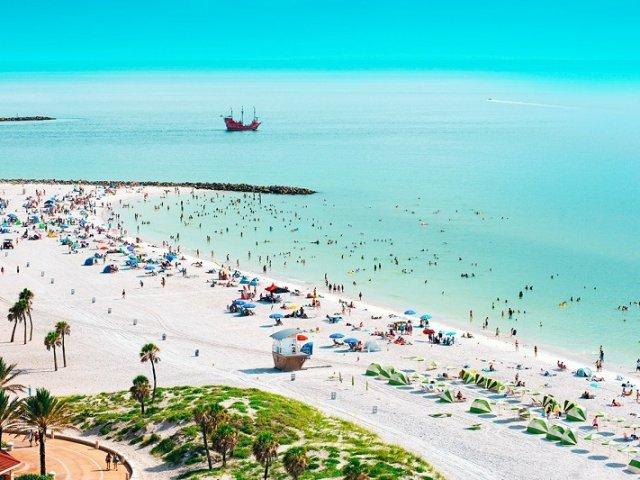Onde ficar em Clearwater: melhores regiões