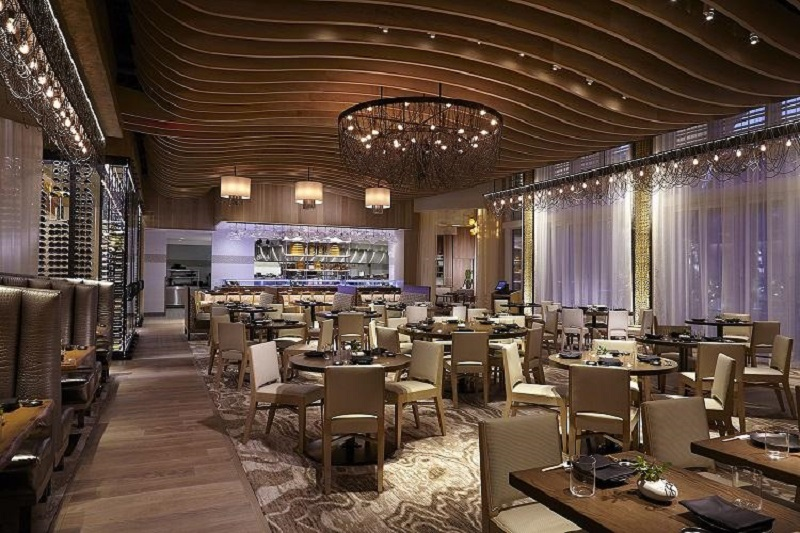 Restaurantes no Hard Rock Hotel Cassino em Miami