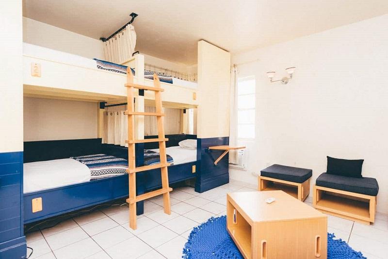 Hostels para ficar em uma viagem sozinho em Miami