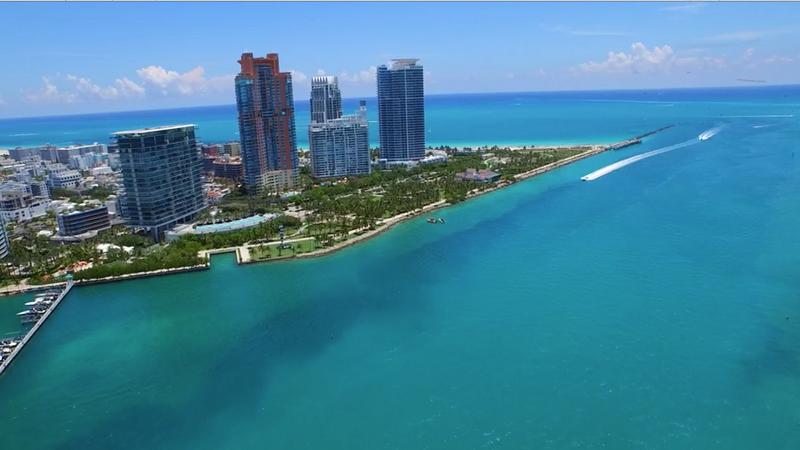 Melhor região para ficar em Miami: Miami Beach