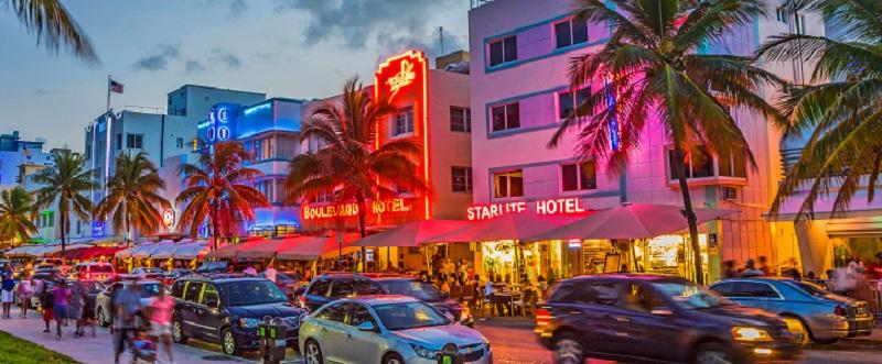 Roteiro de 5 dias em Miami: Ocean Drive