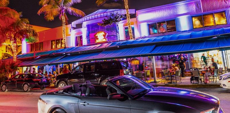 Roteiro de 3 dias em Miami: Ocean Drive