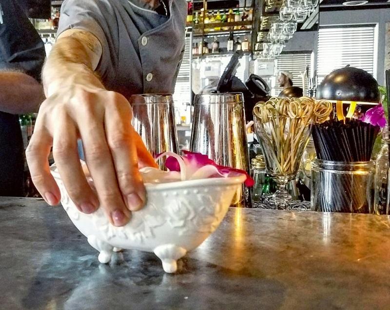 Drinks no Pawn Broker em Miami