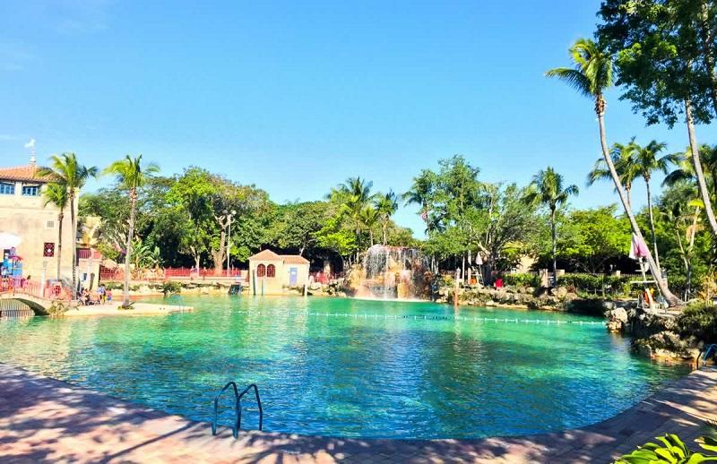 Roteiro de 3 dias em Miami: Venetian Pool