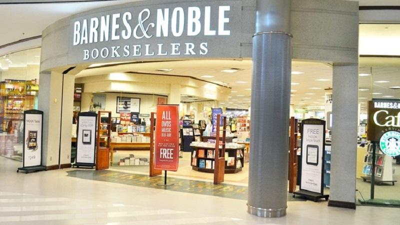 Fachada da livraria Barnes & Noble em Miami