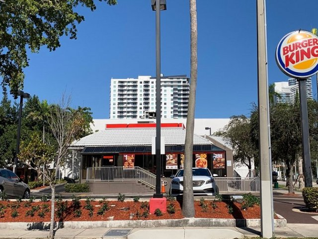 Burger King em Miami