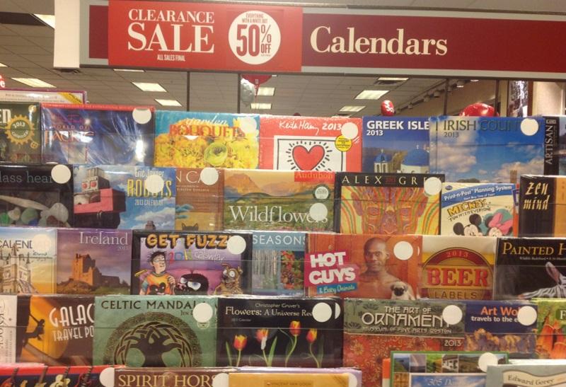Promoção na livraria Barnes & Noble em Miami