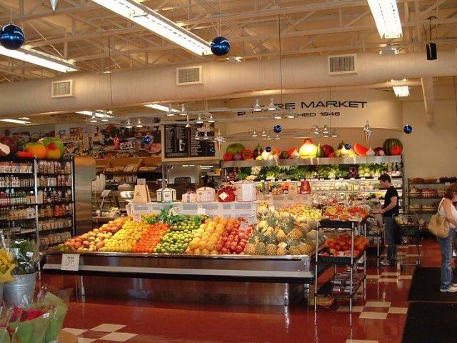 Epicure Market em Miami: supermercado natural