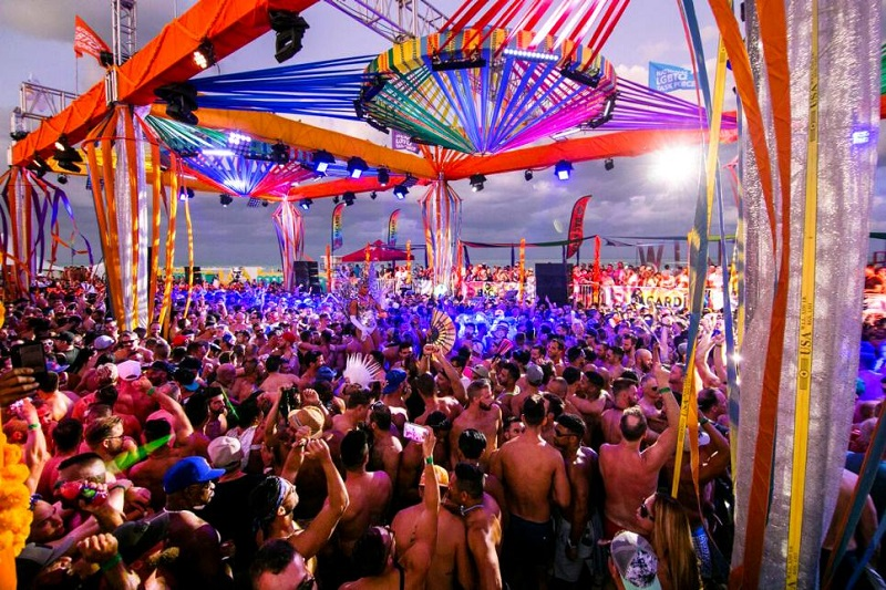 Festa LGBTI em Miami