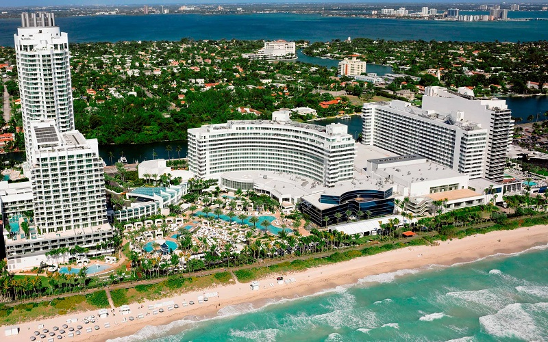 Hotel Miami Beach Fontainebleau Resort