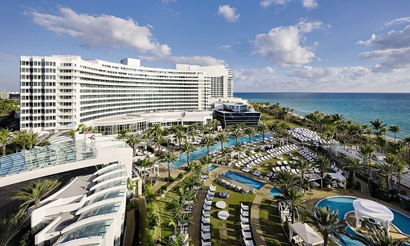Hotel Miami Beach Fontainebleau Resort