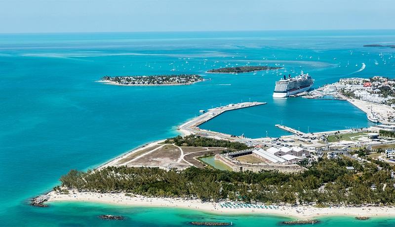 Planejamento de viagem em Key West