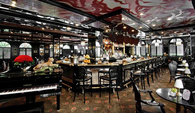 Restaurante Leopard Lounge em Palm Beach