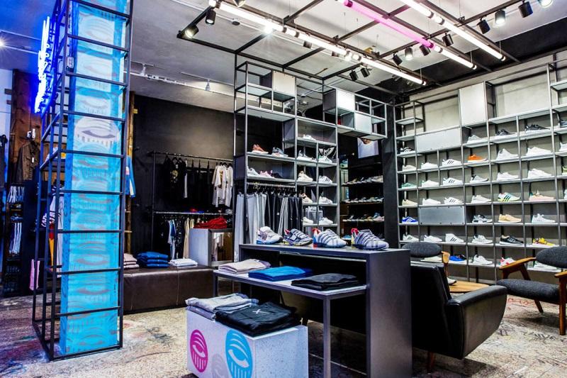 Loja Adidas em Miami