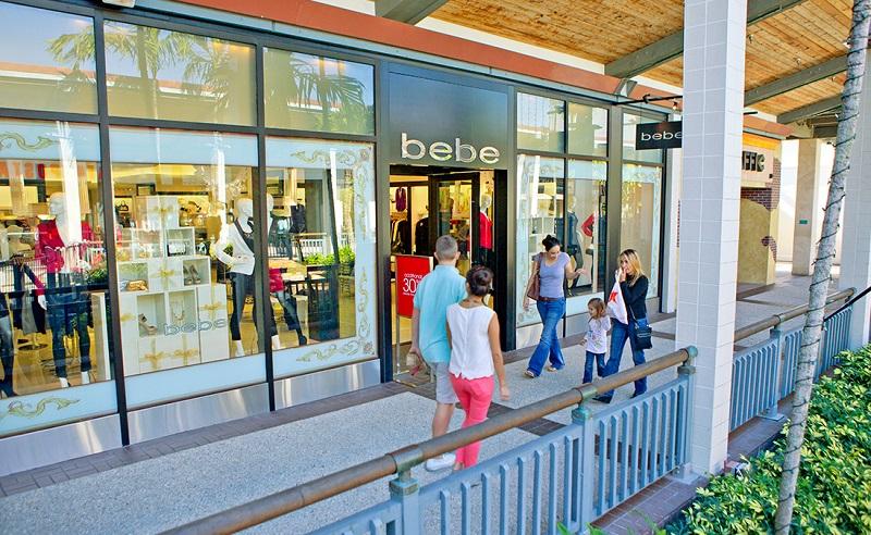 Shopping The Falls em Miami