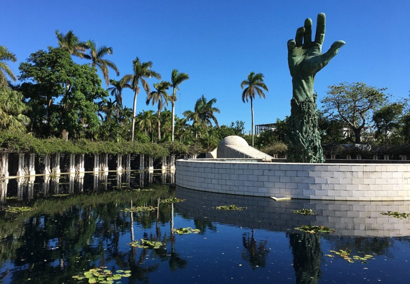 Holocaust Memorial em Miami Beach