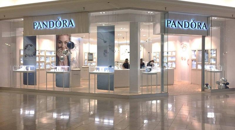 Lojas da Pandora em Miami