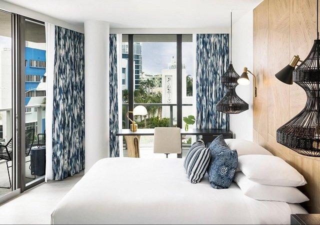 Hotéis sem carpete em Miami