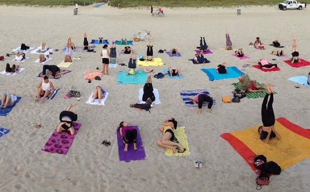 Onde correr e fazer exercícios em Miami