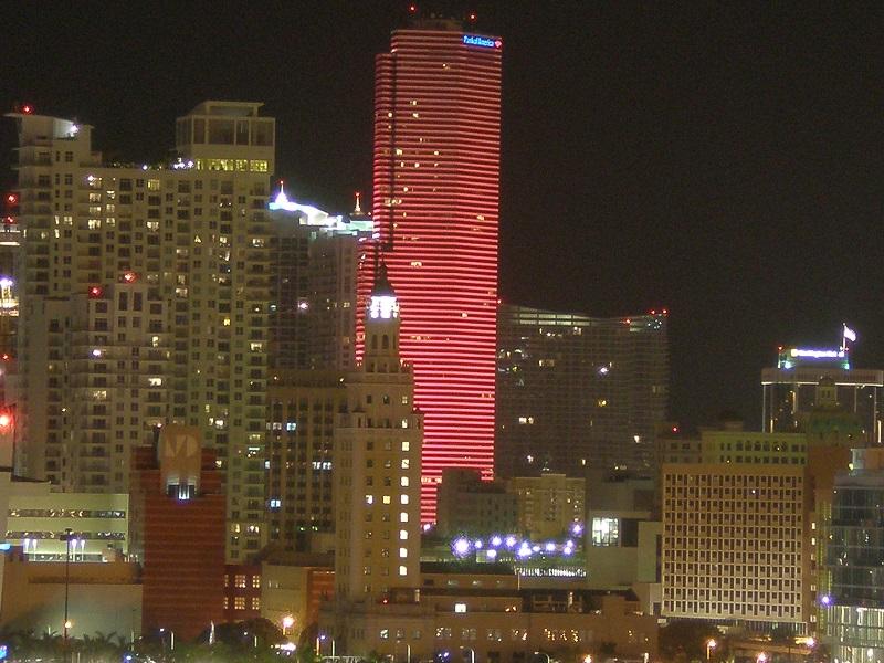 Bank of America Tower em Miami