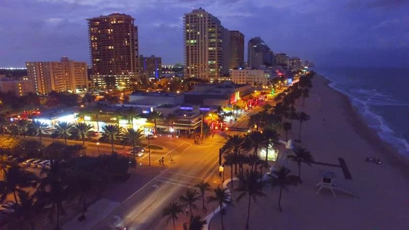 Vida noturna em Fort Lauderdale