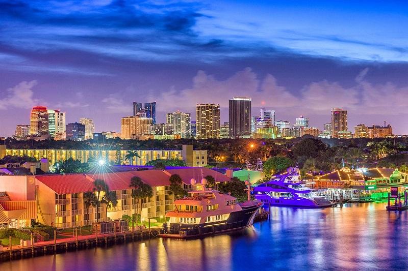 O que fazer à noite em Fort Lauderdale
